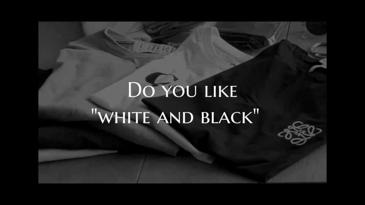 ☆サンプル動画☆究極の白 T-Shirt コーディネートのポイント解説
